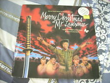 a941981 England LP Merry Christmas Mr. Lawrence Movie Soundtrack