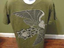 VTG Rebel 8 EAGLE T-shirt SIZE ADULT LARGE