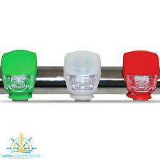 COMPACT EMERGENCY WATER-RESISTANT LED NAVIGATIONS LIGHTS - JET SKI/KAYAK/CANOES