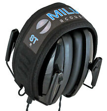 ST Closed Back Dynamic Sound Noise Isolation Headphones