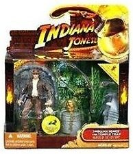 Hasbro Indiana Jones Raiders Lost Ark Indy w/ Temple Trap Action Figure