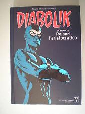 DIABOLIK La storia di Roland l'aristocratico, Eroi fumetto Panorama n. 1 2004