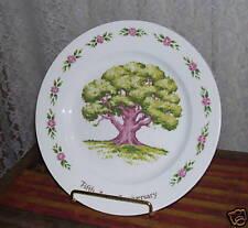 """Great Oak Tree Plate 7 3/4"""""""