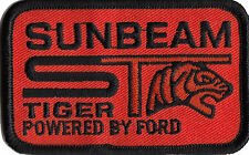 Sunbeam Tiger embroidered patch