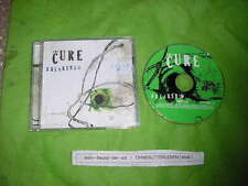 CD gothic the cure-Freakshow (2) canzone MCD Geffen