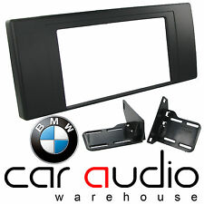 Connects2 CT24BM09 BMW X5 E53 2000-2006 Car Stereo Double Din Fascia Facia Panel