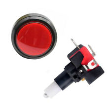 5 Colors 60mm Round Arcade Gaming Push Button Switch for Game Player Joystick