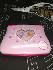 Barbie Oregon scientific learning educational interactive kid's age 3+toy laptop