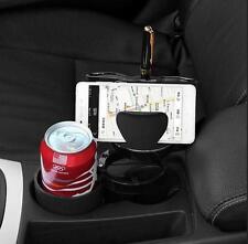 Vehicle Folding Beverage Drink Bottle Can Cup Holder Stand Mount Organizer