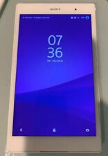 Sony Xperia Z3 Compact Tablet white LTE 16GB SGP621 unlocked