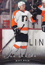 2011-12 UPPER DECK MATT READ RC YOUNG GUNS UD CANVAS #110 11-12