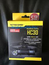 NEW NITECORE HC30 1000 LUMEN LED HEADLAMP(HC60,HC50,HC90)