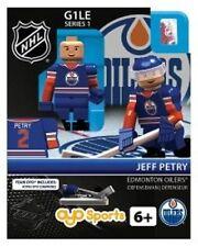 Edmonton Oilers NHL Fan Action Figures