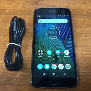 Motorola Moto G5 Plus - XT1687 - 32GB (Consumer Cellular) Great Cond - Works