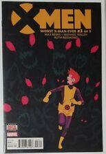 X-Men Worst X-Man Ever #3 Marvel Comics 2016 First Print 1st Miranda