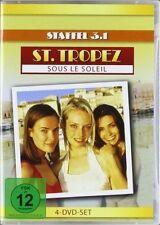 ST.TROPEZ - SOUS LE SOLEIL - STAFFEL 3.1  4 DVD NEU  ADELINE BLONDIEAU/+