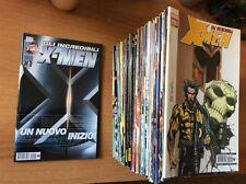Gli Incredibili X-MEN Nuova Serie Completa 1 a 53 con 26 (o 150) variant MARVEL