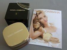 Dolce & Gabbana Perfect finish Powder Foundation Color: Sable 160