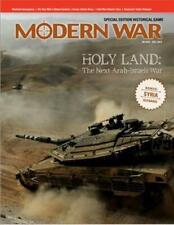"Decision G Modern War  #8 ""The Next Arab-Israeli War, Thailands Southern I VG+"