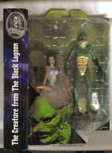 DIAMOND SELECT UNIVERSAL MONSTERS THE CREATURE FROM THE BLACK LAGOON FREE SHIP