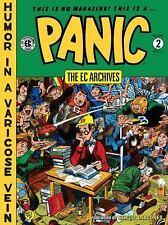 EC Archives: Panic Vol. 2 (2017, Hardcover)