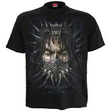 Spiral Gothic Goth Punk Okkult Fantasy T-Shirt - Enforcer Zombie Dystopia