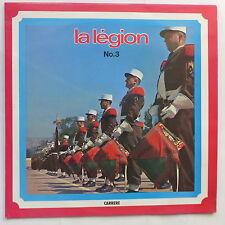 La Légion N°3 Légion etrangere 67653 MILITAIRE