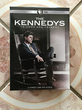 The Kennedys Triumph and Tragedy DVD 2014 2-Disc Set JFK Memorabilia Booklet PBS