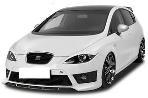Sotto paraurti anteriore per Seat Leon FR/Cupra 1P dal 2009>2012