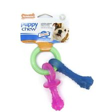 Nylabone Puppy Teething Pacifier Dog Small (Free Shipping in USA)