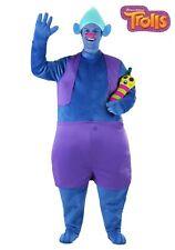 Adult Trolls Movie Troll Doll Biggie Costume SIZE 3X (Used)