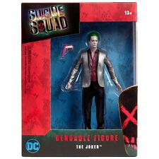 The Joker Biegefigur, Suicide Squad, 14 cm, DC Comics, Bendable Figure