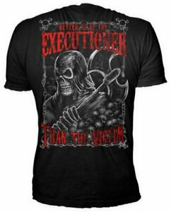 Lethal Threat Executioner T-Shirt Motorcycle Street Bike