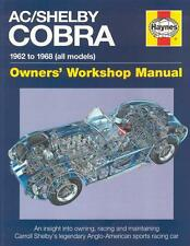 AC/Shelby Cobra (427 Daytona Coupe V8 Carroll) Buch book Haynes Owner's Manual