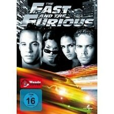 THE FAST AND THE FURIOUS -  DVD NEU VIN DIESEL,PAUL WALKER,MICHELLE RODRIGUEZ