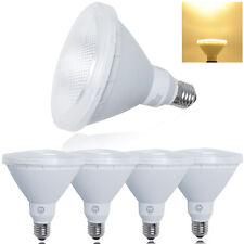5x High Power 15W=95W  E27 LED COB Spot Light  Bulbs PAR38 Warm White Lamp AU