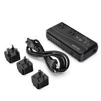 Pure Sine Wave Universal Travel Adapter Voltage Power Converter 220V to 110V
