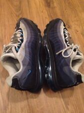 MEN'S NIKE AIR MAX 95 SHOES SIZE 8.5 Blue, White, Gray 511307 001