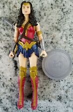 "Wonder Woman BATMAN SUPERMAN MOVIE 6"" inch ACTION FIGURE DC Dawn of Justice"