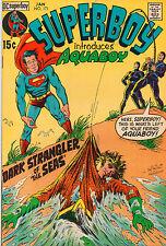 Superboy #171 - Aquaboy - 1971 (Grade 7.0)