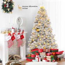 Costway Arbre de Noël Artificiel 180/228 CM avec 1036/1258 Branches Sapin