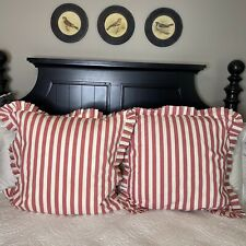 Croscill Home Bedding Hibiscus Collection Euro Shams Cottage French Country Pink