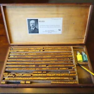 Antique Vintage Old Clothing Store Rubber Stamps Geissinger Word Prices Shoes
