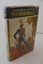Flashman by George MacDonald Fraser True 1st/1st 1969 UK Herbert Hardcover RARE