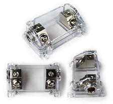 Sicherungshalter Sicherung ANL Halter Halterung max. 35mm² Kabel KFZ Auto ...