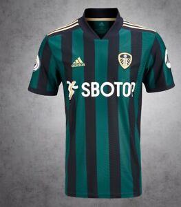 Leeds United Away Shirt 2020/21