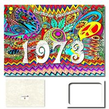 Geburtstag Glückwunschkarte Grußkarte XXL  Geburtstagskarte #111 DigitalOase 13