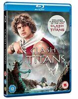 Clash Of The Titans [Blu-ray] [1981] [Region Free] [DVD][Region 2]