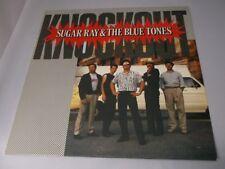 Sugar Ray & the Bluetones:  Knockout  orig  EX+    UK  LP