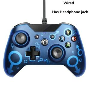Wireless/Wired Gamepad For Xbox One Controller For Xbox One S Console Joystick